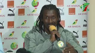 Titularisation de Habib Diallo et Sidy SARR - Aliou Cisse précise: