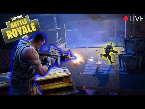 Fortnite Battle Royale- New Items Today! 560+ Wins With 6200+ Kills(PS4 Pro)
