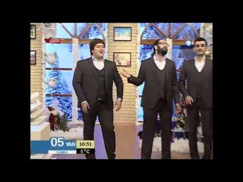 Sheron Qrupu. Capoeira .ATV . Rustem Zeynalli, Nicat Rehimov, Anar Musayev, Kebir Kerimov