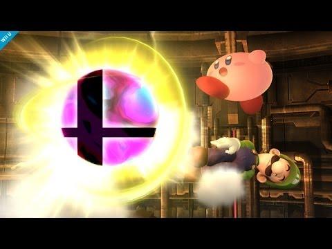 Super Smash Bros Brawl VS Wii U/3DS Final Smashes Comparison (OLD VS NEW)