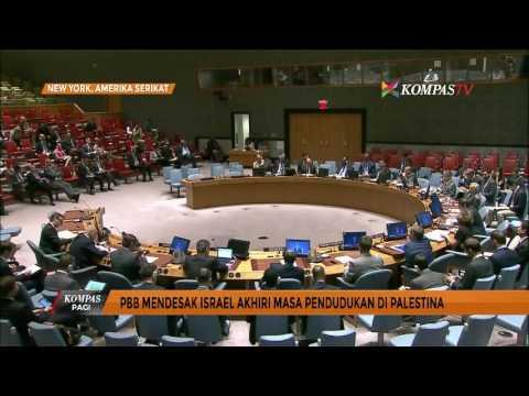 PBB Desak Israel Akhiri Masa Pendudukan di...