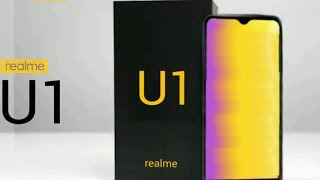 Realme U1 First IMPRESSIONS - Camera Sample, price, features??