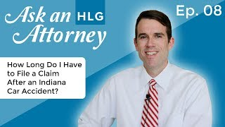 How Long Do I Have to File a Claim After an Indiana Car Accident? thumbnail image