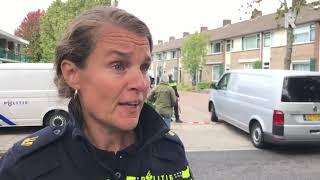 Vier doden bij woningbrand Papendrecht