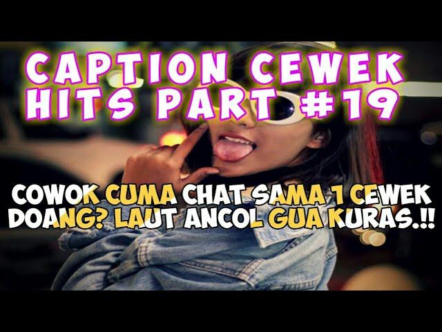 Caption Cewek Hits (status wa/status foto) - Quotes Remaja Part#19
