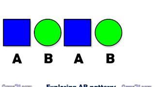 الأساسية AB أنماط