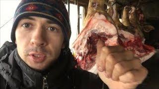 Свиньи за 10 месяцев 160 кг в мясе!