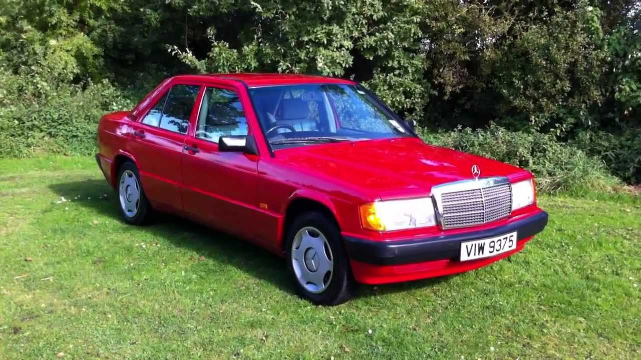 classic mercedes 190e for sale with mikeedge7 via ebay. Black Bedroom Furniture Sets. Home Design Ideas