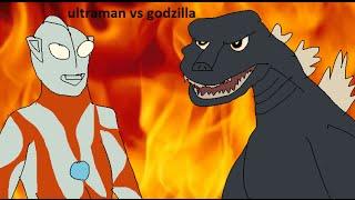 Daikaiju Battles #2: Ultraman vs Godzilla 1966