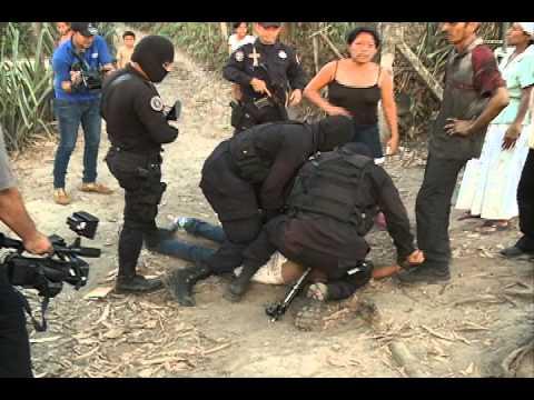 Policía Y Pandilleros Se Enfrentan En Ciudad Delgado
