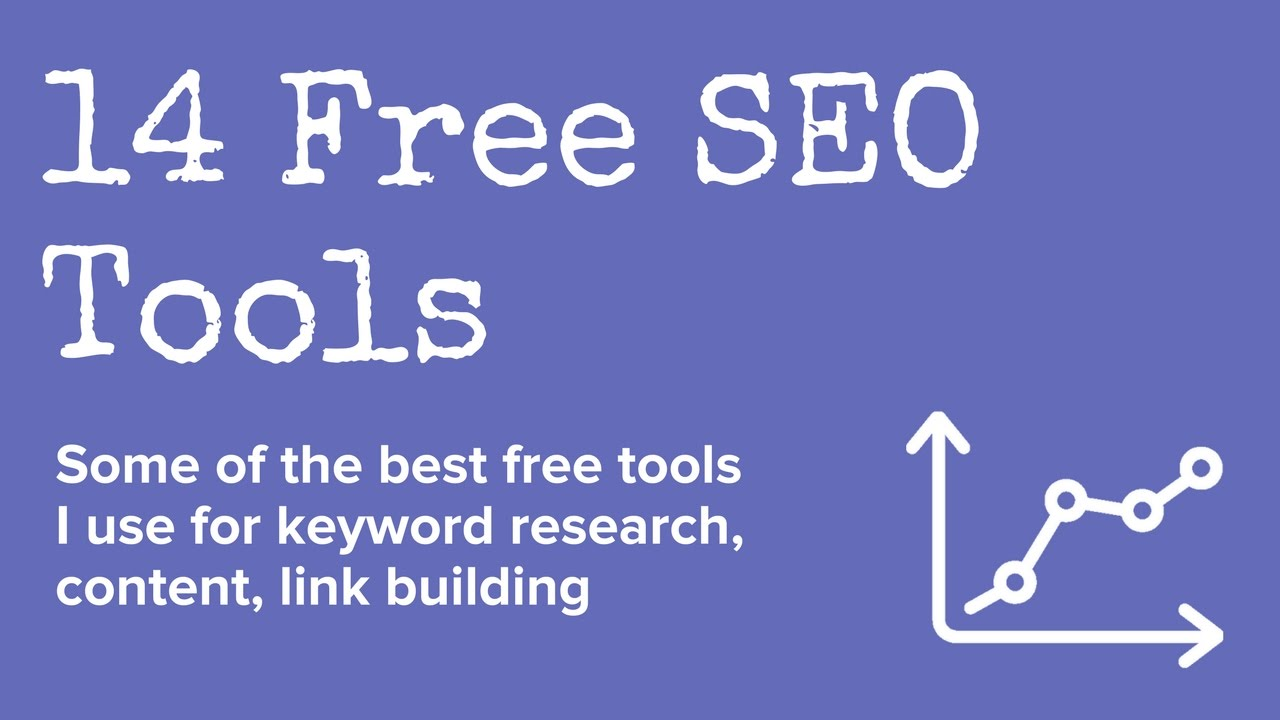 14 Best Free SEO (Search Engine Optimization) Tools for businesses and web  professionals