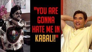 KABALI's Terrorising villain Winston Exclusive Interview!