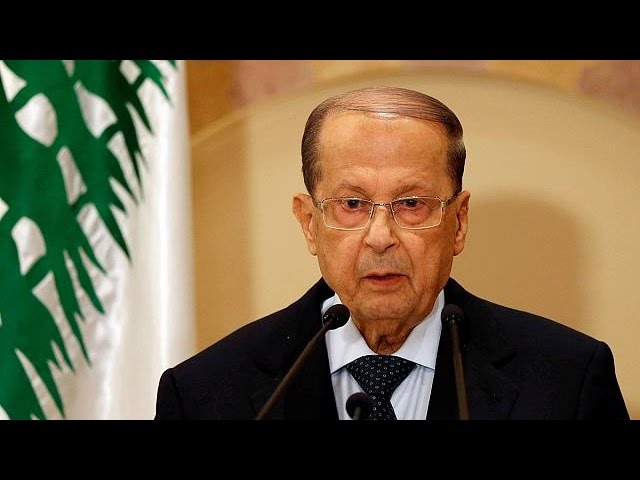 Генерал Мишель Аун избран президентом Ливана - world