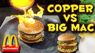 Molten Copper vs Big Mac