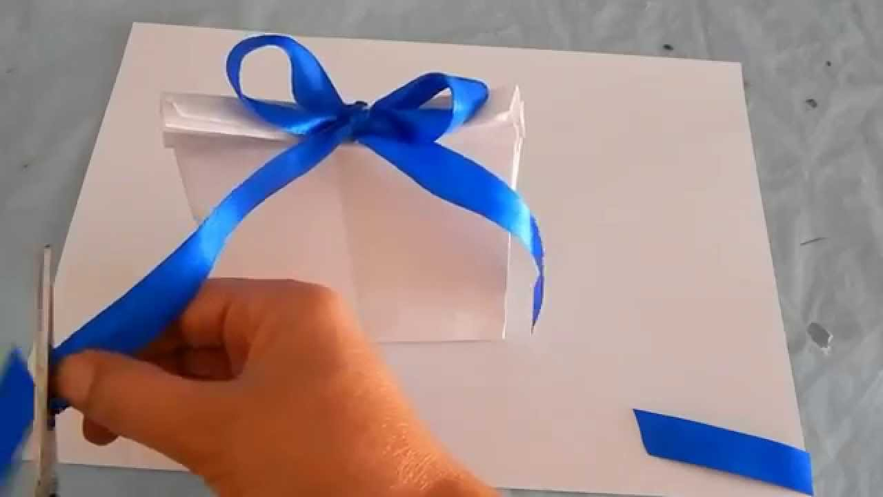 Super Come fare un sacchetto regalo con la carta - MarGistyle - YouTube PY09
