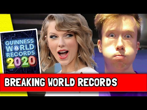 A.J. - Man Sets World Record Naming Taylor Swift Songs With Just The First Lyric