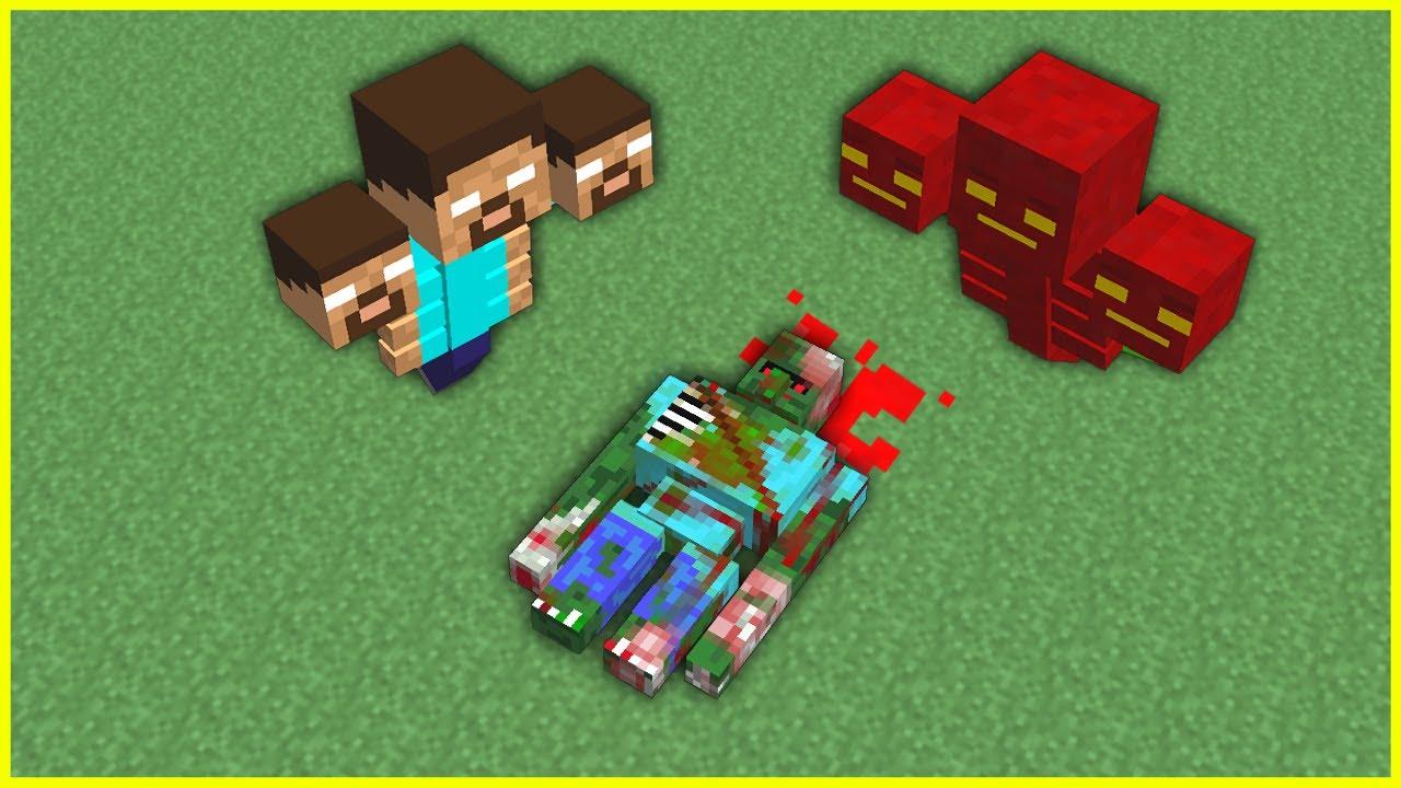 ZOMBİ KRAL ÖLDÜ! 😱 - Minecraft