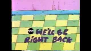 ABC October 8, 1994 Saturday Morning Bumpers