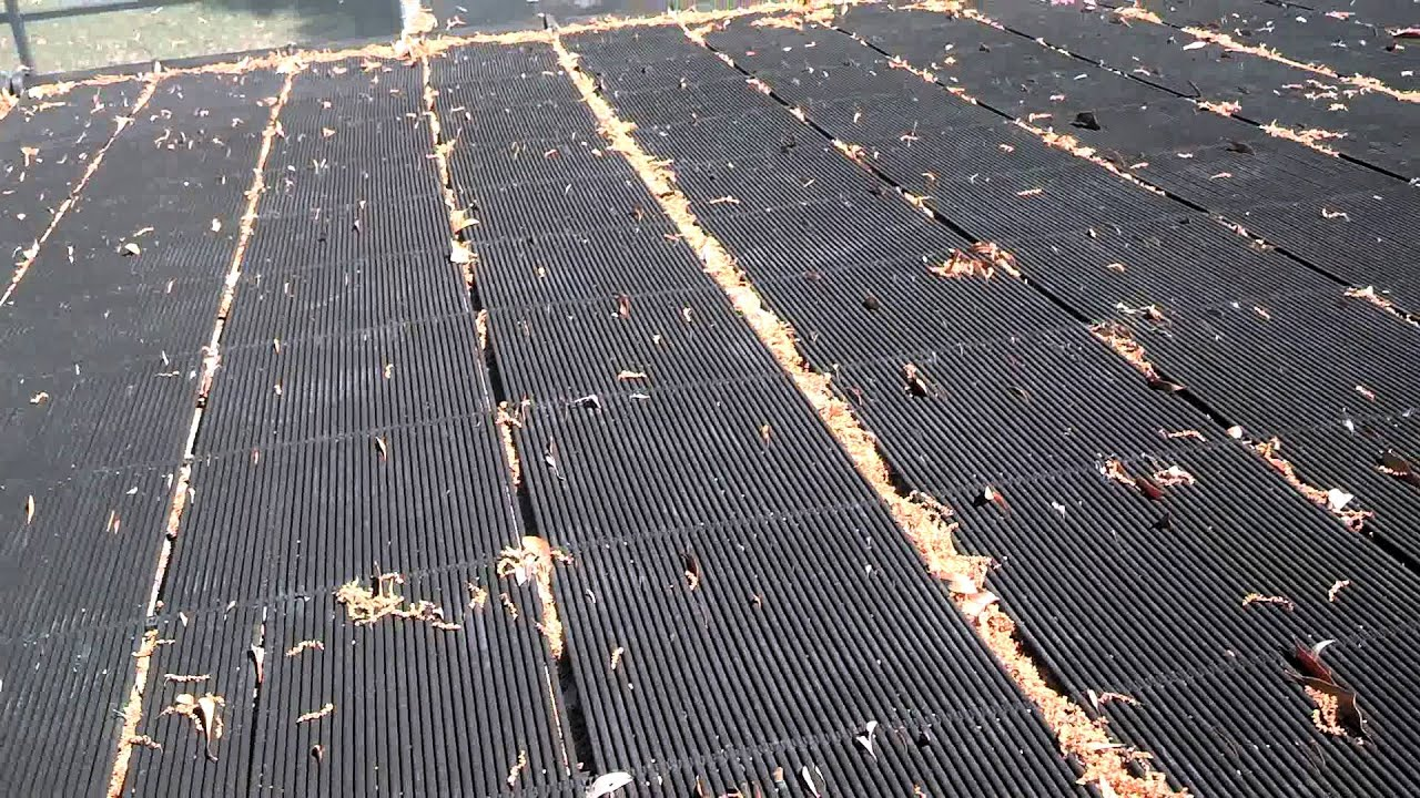 Solar Pool Heater Causing Roof Problems Youtube
