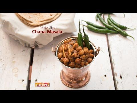 Dhaba Style Chana Masala  Ventuno Home Cooking