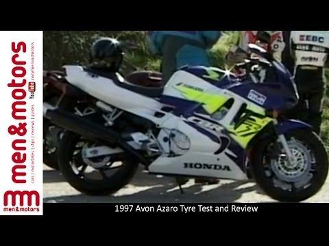 1997 Avon Azaro Tyre Test & Review