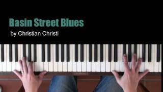 Basin Street Blues - How to play