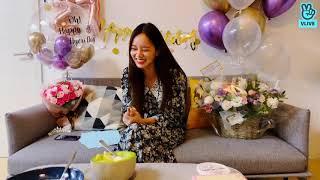 200609 걸스데이 Girl's Day 애플망고 모르는 혜리 Hyeri (생일축하해요!)