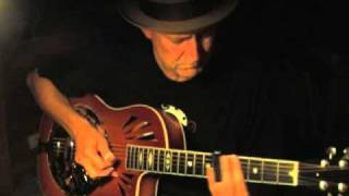 "Delta Blues  Slide Guitar  Instrumental in Open G   ""Blue Paloma"""