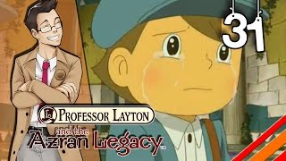 Professor Layton and the Azran Legacy | ENDING | Part 31