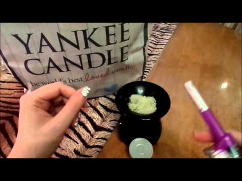 Yankee Candle Tart Demonstration And General Chat About Them
