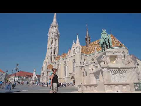 Discover Budapest - Buda Castle - #helloHUNGARY
