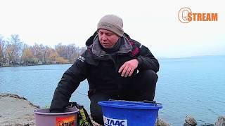 Рыбалка в ноябре. Готовим прикормку для холодной воды. Советы Алексея Зайко. Ч I