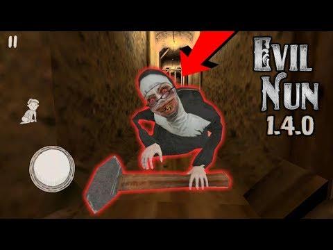НОВЫЙ ЛАБИРИНТ МОНАХИНИ! ОБНОВЛЕНИЕ МОНАШКИ - Evil Nun Gameplay