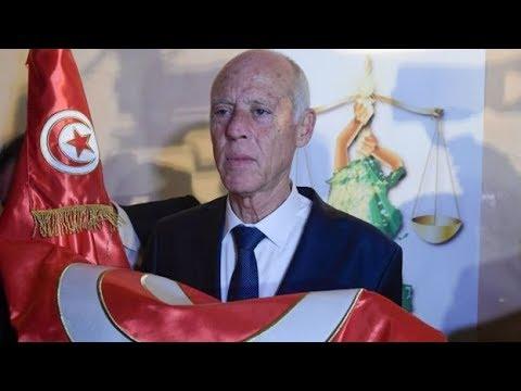 قيس سعيد: لماذا اختار التونسيون رئيسا من خارج الأحزاب السياسية؟ نقطة حوار  - نشر قبل 16 دقيقة
