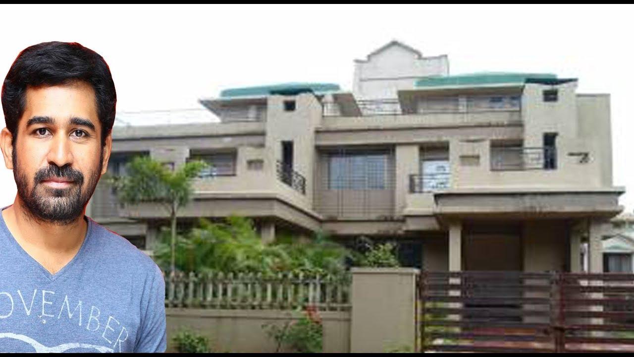 Vijay Antony Luxury Life