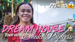 MY DREAM HOUSE - TOUR WITH SNAKE PRINCESS