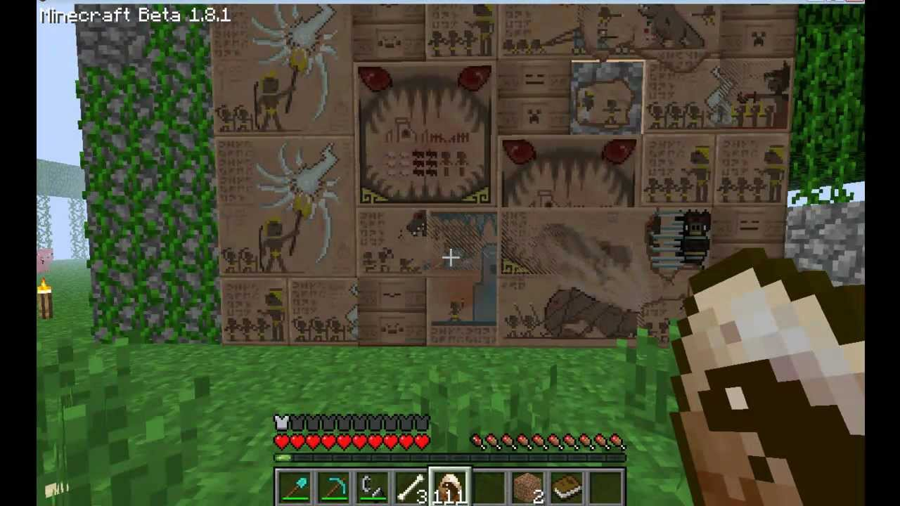 Minecraft fossil archaeology mod with dinosaurs youtube voltagebd Images