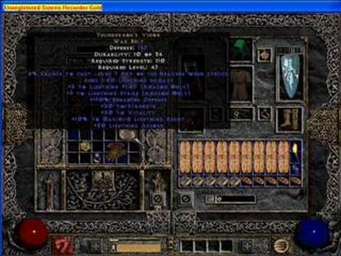 Diablo  Build S