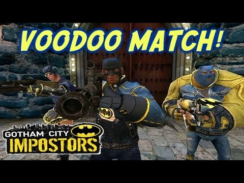 Gotham City Impostors Update and DLC Out for Xbox Soon on PC and PS3