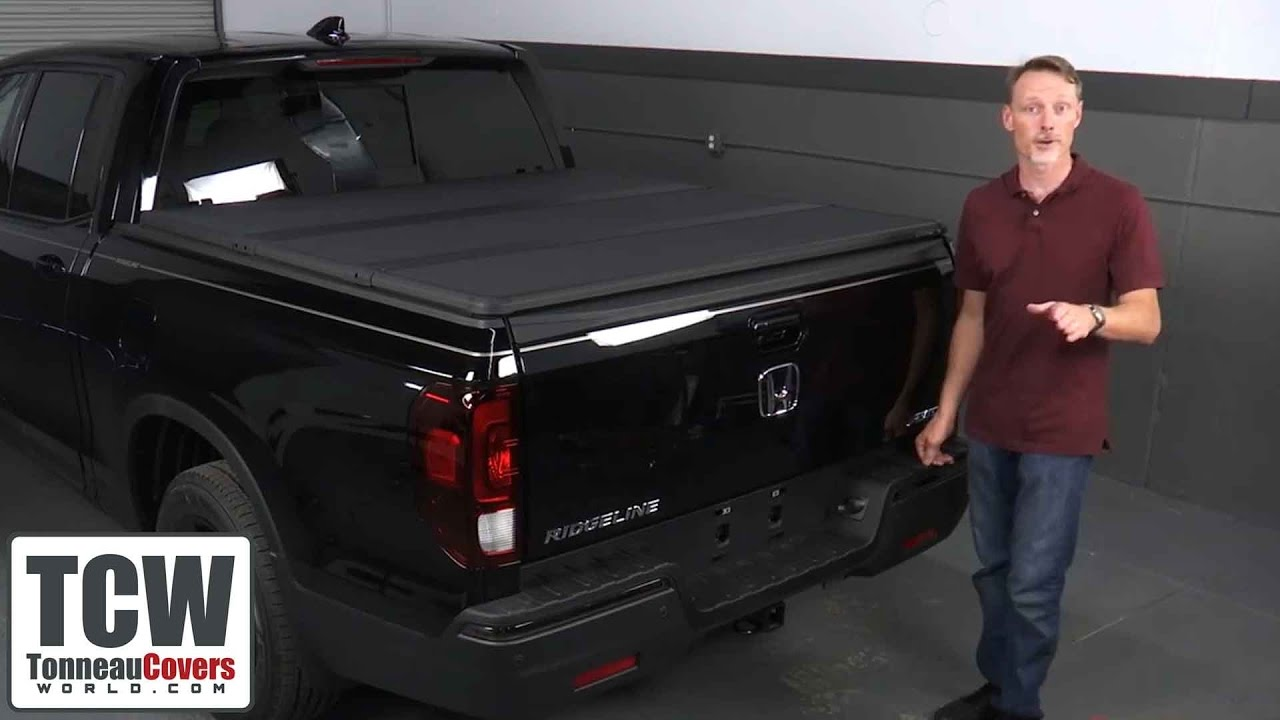 How To Install Extang Solid Fold 2 0 On A Honda Ridgeline Youtube