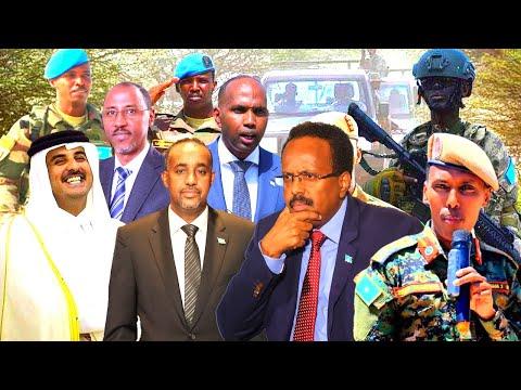 Deg Deg DF Oo Lawaregtay Ciidamada Mucaradka, Khilaafka Farmajo & Dowlada Qatar