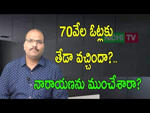 Is the Minister Narayana's strategy mislead? || nidhi tv