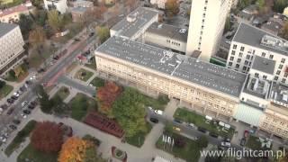 Uniwersytet Marii Curie - Skłodowskiej z lotu ptaka