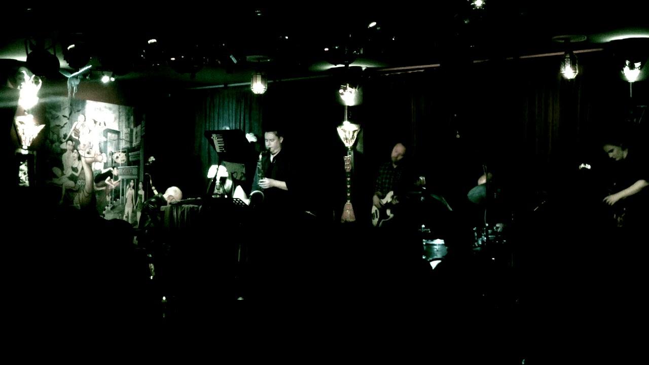"Mike Nock Trio w Karl Laskowski & Hilary Geddes - ""Not We But One"""