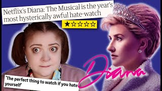 is diana the musical the worst thing on netflix?