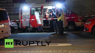 Germany: Site of axe-attack locked down after police kill teen suspect