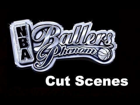NBA Ballers Phenom - All Cut Scenes