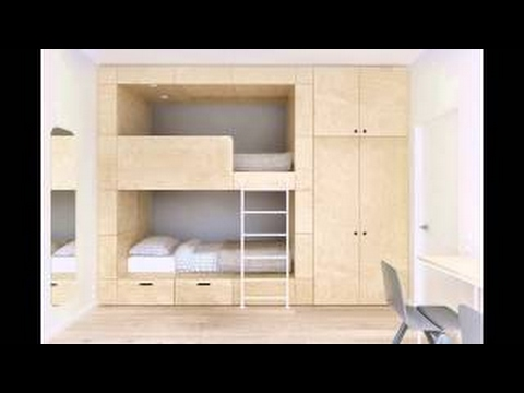 Minimalist Apartment for a Family with just 95 square meters