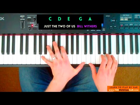 PENTATONIC SCALE MELODIES: how many songs can I play using 5 notes