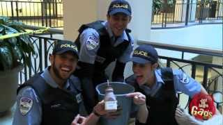 Police Vomit Prank featuring Roman Atwood